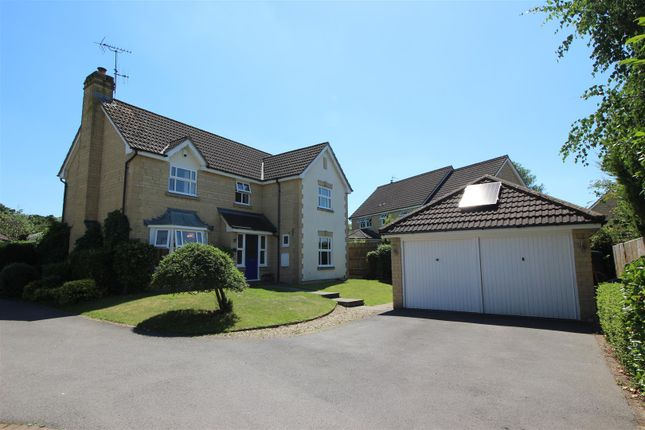 Thumbnail Detached house for sale in Lansdowne Crescent, Derry Hill, Calne