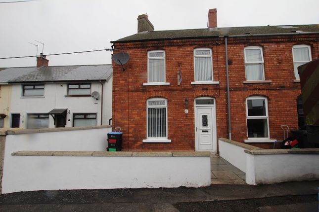 Thumbnail Terraced house for sale in The Burn Road, Doagh, Ballyclare