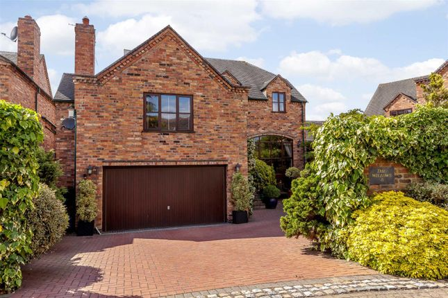 Thumbnail Detached house for sale in Mill Court, Shenstone, Lichfield