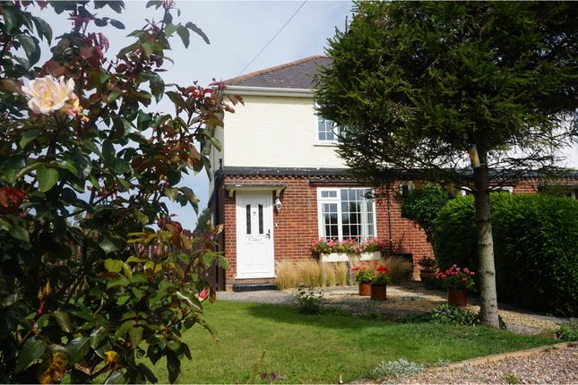 Thumbnail Semi-detached house for sale in Poole Street, Cavendish