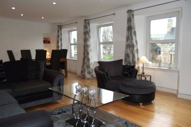 Thumbnail Flat to rent in High Street, Nairn