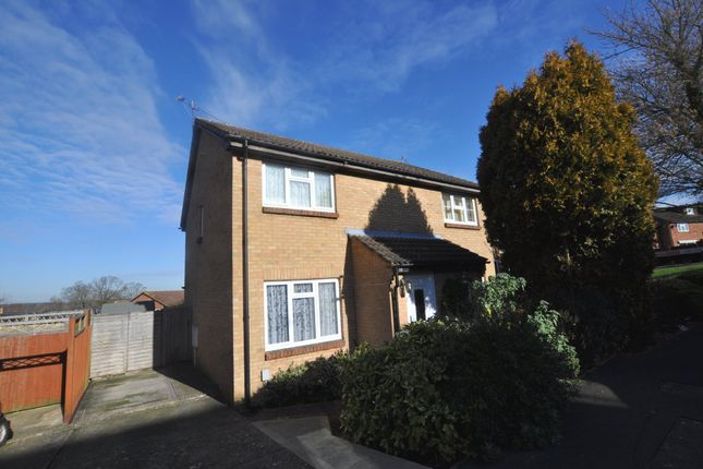 Thumbnail Semi-detached house for sale in Ashbury Crescent, Guildford