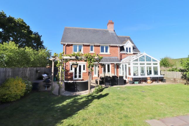 Detached house for sale in Burnetts Lane, West End, Southampton