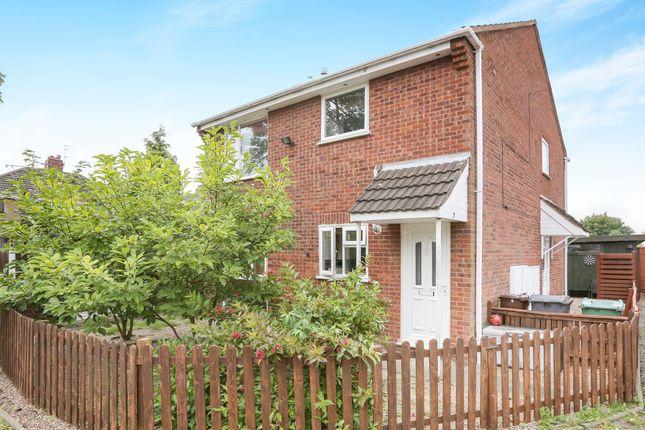 Thumbnail Flat for sale in Sherborne Road, Bushbury, Wolverhampton