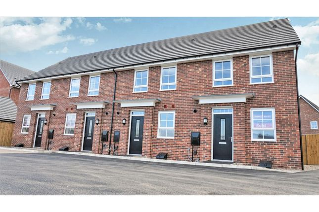 Terraced house for sale in 2 Crompton Place, Garstang, Preston
