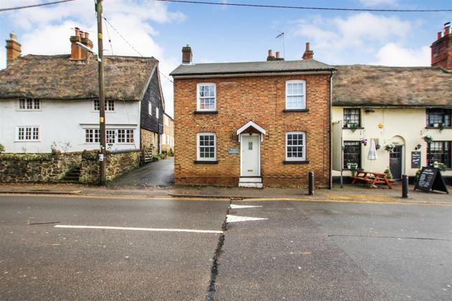 Thumbnail Semi-detached house for sale in Leighton Road, Heath And Reach, Leighton Buzzard