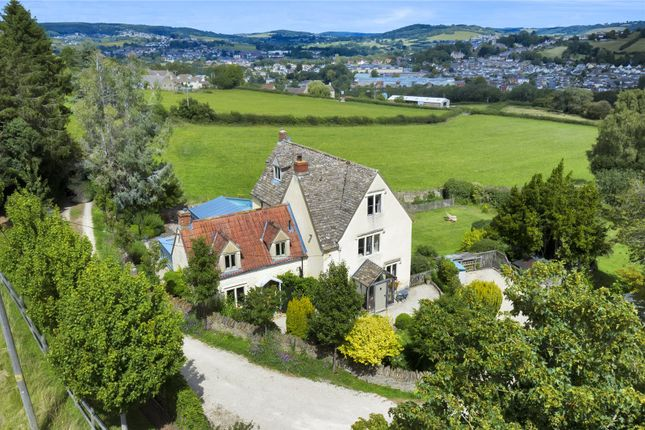 Thumbnail Detached house for sale in Selsley East, Stroud, Gloucestershire