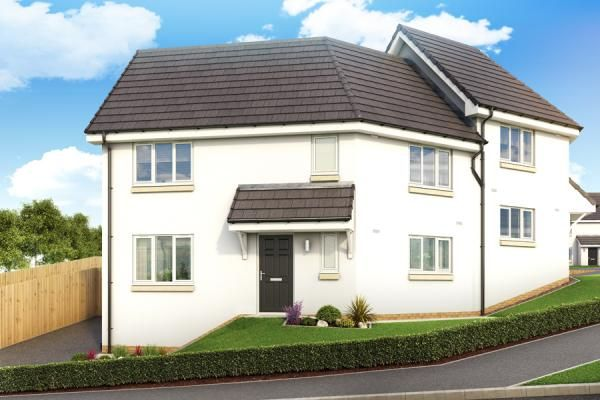 "Thumbnail Property for sale in ""The Stirling At Baxterfield"" at Torbeith Gardens, Hill Of Beath, Cowdenbeath"
