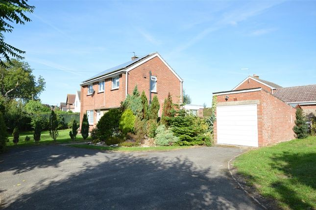 Thumbnail Detached house for sale in Princess Square, Billinghay, Lincoln