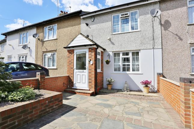 2 bed terraced house for sale in Willow Road, Dartford
