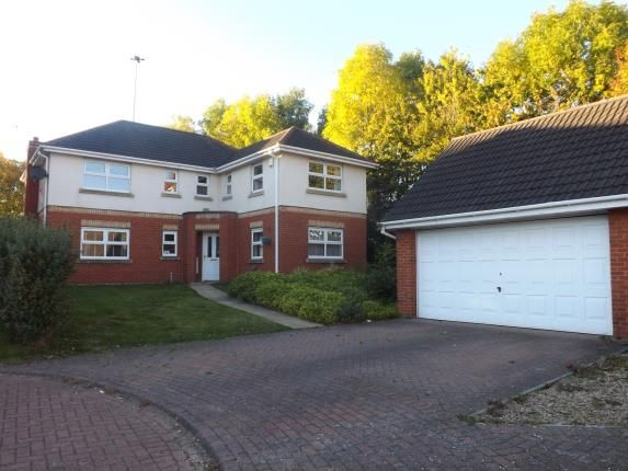 Thumbnail Detached house for sale in Dereham Way, Runcorn, Cheshire
