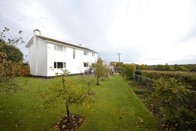Thumbnail Detached house for sale in Langaller Close, Bovey Tracey, Newton Abbot, Devon