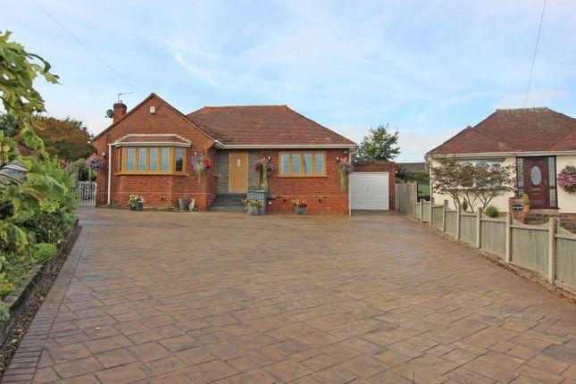 Thumbnail Detached bungalow for sale in Crockington Close, Seisdon