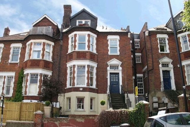 Thumbnail Flat to rent in Wolseley Road, Crouch End