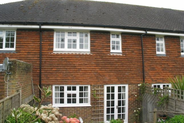 Thumbnail Terraced house for sale in St. Marys Close, Billingshurst