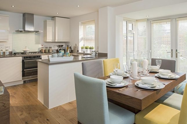 """Thumbnail Detached house for sale in """"Hertford"""" at St. Lukes Road, Doseley, Telford"""