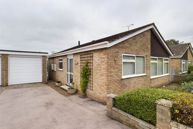 Thumbnail Bungalow for sale in Corinium Road, Ross-On-Wye, Herefordshire