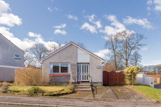 Thumbnail Detached bungalow for sale in 1 Spottiswoode Gardens, Mid Calder, West Lothian