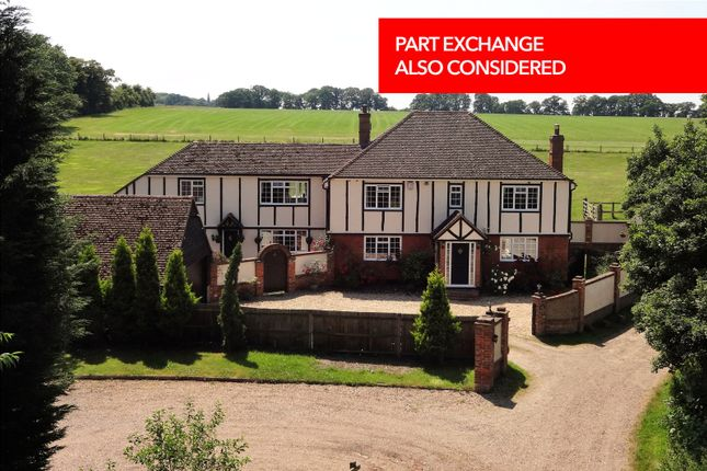 Thumbnail Property for sale in Carters Hill, Arborfield, Berkshire