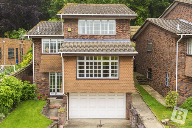 Thumbnail Detached house for sale in Leith Park Road, Gravesend, Kent