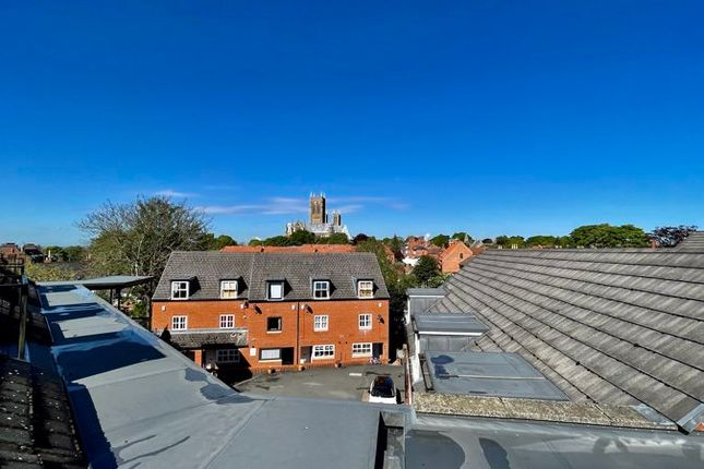 Thumbnail Flat for sale in The Cloisters, Uphill, Lincoln