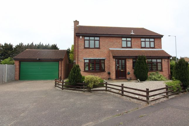 Thumbnail Detached house for sale in Clydesdale Rise, Bradwell
