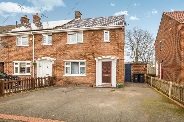 3 bed end terrace house for sale in Sumner Road, Blacon, Chester
