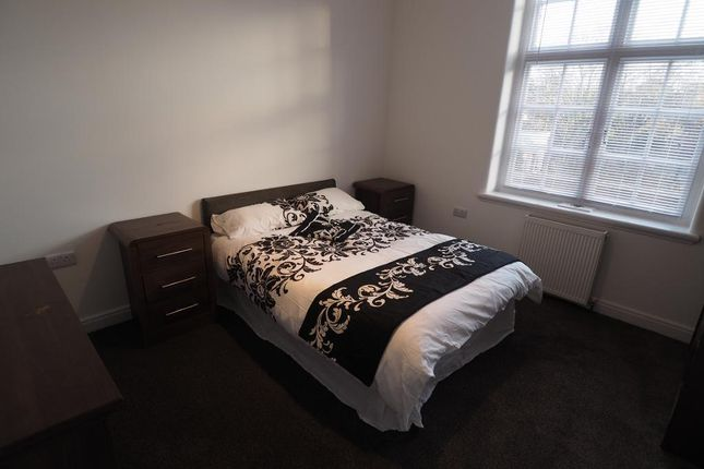 Bedroom of St Vincents Court, 36 Queens Road, Hull HU5