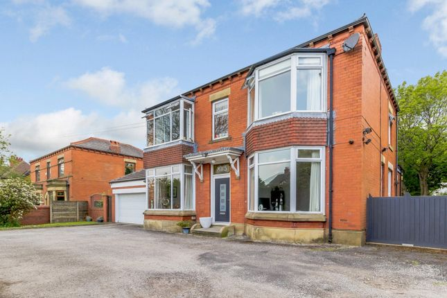 Thumbnail Detached house for sale in Ripponden Road, Oldham, Greater Manchester