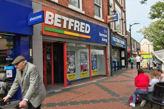 Thumbnail Retail premises for sale in 205 Main Street, Bulwell, Nottinghamshire