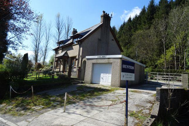 Thumbnail Detached house for sale in Nant-Y-Moel Row, Nantymoel, Bridgend