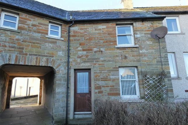Thumbnail Terraced house for sale in Millers Terrace, Thurso