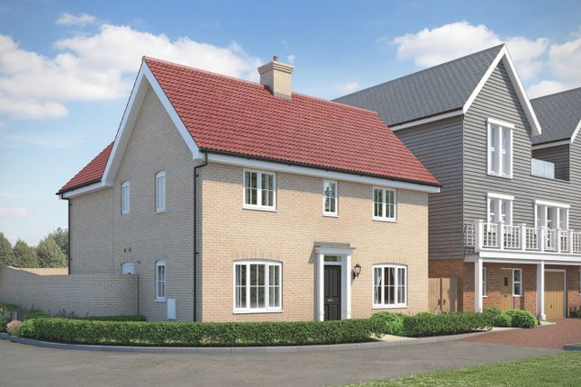 Thumbnail Detached house for sale in The Woburn At St Michael's Hurst, Barker Close, Bishop'S Stortford, Hertfordshire