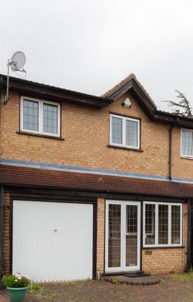Thumbnail Terraced house for sale in Caledonian Close, Ilford