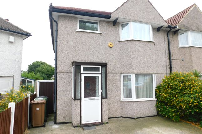 Thumbnail Semi-detached house for sale in Blacklands Road, Catford