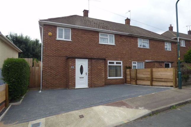 Thumbnail Semi-detached house to rent in Quixote Crescent, Frindsbury, Rochester
