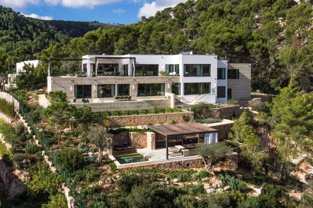 Thumbnail Property for sale in Villa Son Vida, Son Vida, Mallorca, Balearic Islands