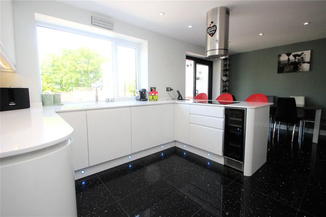 Thumbnail Detached house for sale in Church Fields, Nutley, Uckfield