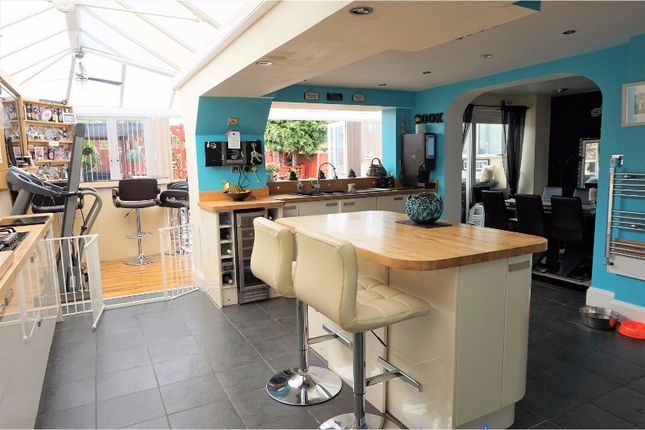 Thumbnail Semi-detached house for sale in Woolstrop Way, Gloucester