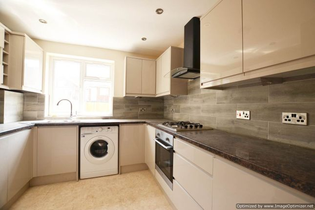 Thumbnail Terraced house to rent in Priory Avenue, Wembley
