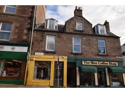Thumbnail Flat to rent in Allan Street, Blairgowrie PH10,