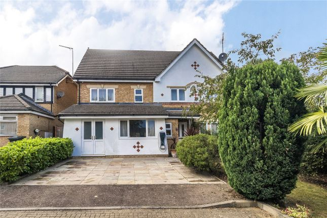 Thumbnail Detached house for sale in Radstock Close, Friern Barnet