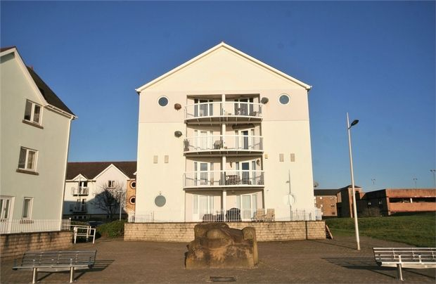 Thumbnail Flat for sale in Nautilus House, Goose Island, Maritime Quarter, Swansea