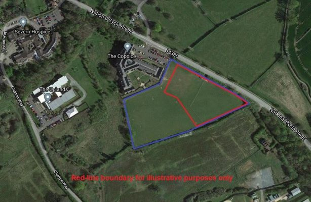 Thumbnail Office for sale in Land South Of Holyhead Road, Bicton, Shrewsbury, Shropshire