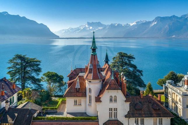 Thumbnail Property for sale in Montreux, Vaud, CH