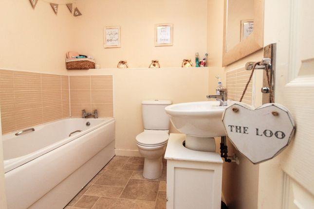 Bathroom of Girton Way, Mickleover, Derby DE3