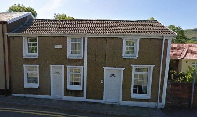 Thumbnail Terraced house to rent in Glan Road, Aberdare