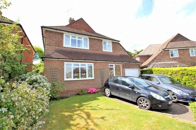 Detached house for sale in Meadowcroft Close, East Grinstead, West Sussex