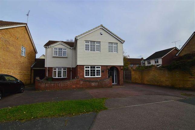 Thumbnail Detached house for sale in Davenants, Basildon, Essex