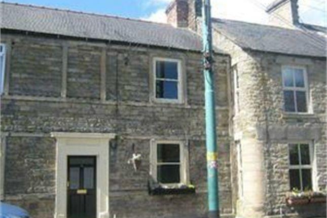 Thumbnail Terraced house for sale in Church Lane, Wolsingham, Weardale, Durham